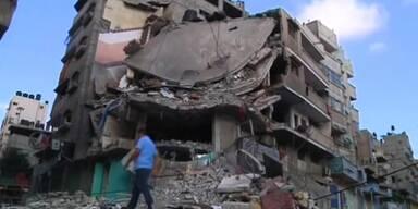 Fünf Milliarden Dollar für Gaza-Wiederaufbau