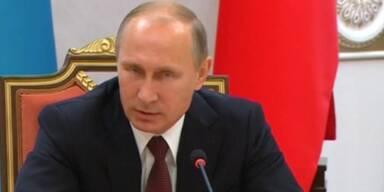 Putin will Truppen abziehen