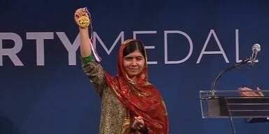 Weiterer Preis für Malala