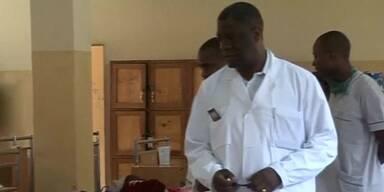 Mukwege erhält Sacharow-Preis