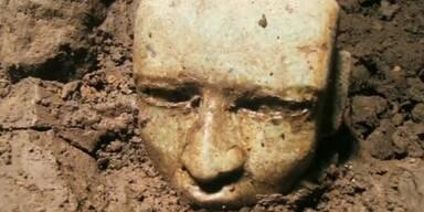 Ausgrabungen in Teotihuacan