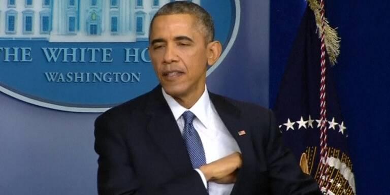 Obama mit Veto gegen neue Iran-Sanktionen