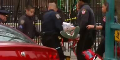 Zwei Polizisten in New York erschossen