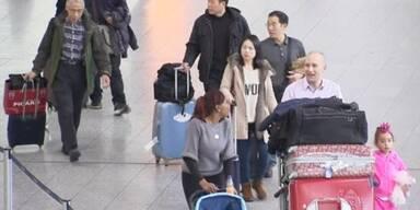 Reisende sehen Sicherheitsmängel locker