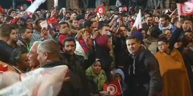 Essebsi steht vor Wahlsieg