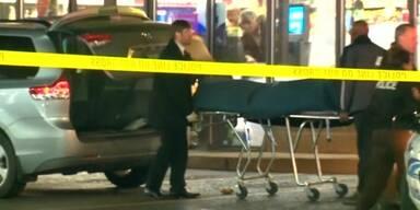 Erneut 18-Jähriger von Polizisten erschossen