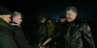 Ukraine und Rebellen tauschen Gefangene aus
