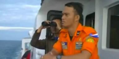 Behörden: Flugzeug auf Meeresgrund?