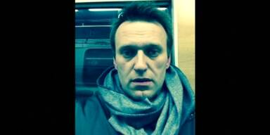 Regierungsgegner Nawalny festgenommen