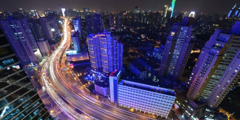 China wächst so langsam wie 1999