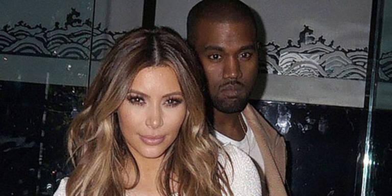 Schlug Kanye zu, weil Teenie Kim bedrohte?