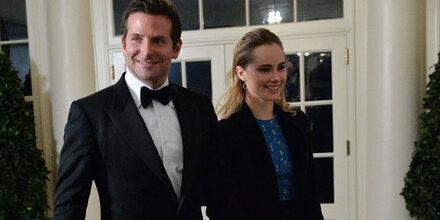 Bradley Cooper: Ohne Unterhose bei Obama