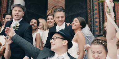 """Fettes Brot"" feiert Mehrfach-Hochzeit"