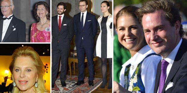 Madeleine: So gratuliert die Familie