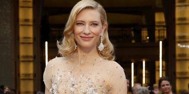 Blanchett holt sich Oscar mit Allen-Film