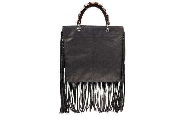 Fransen-Bag im 70ies Look