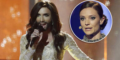 Eurovision Song Contest: Conchita Wurst, Lise Rønne