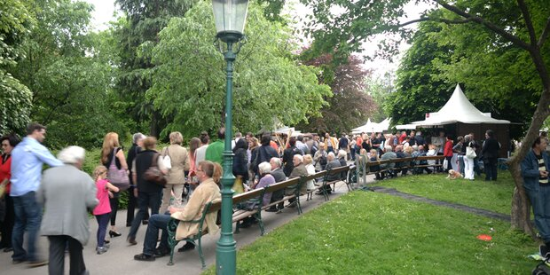 Genussfestival im Stadtpark