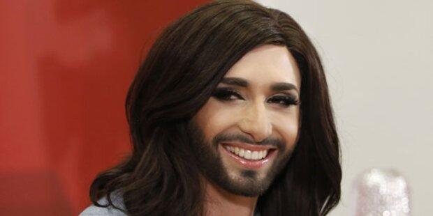 Conchita-Selfie Contest - Foto hochladen