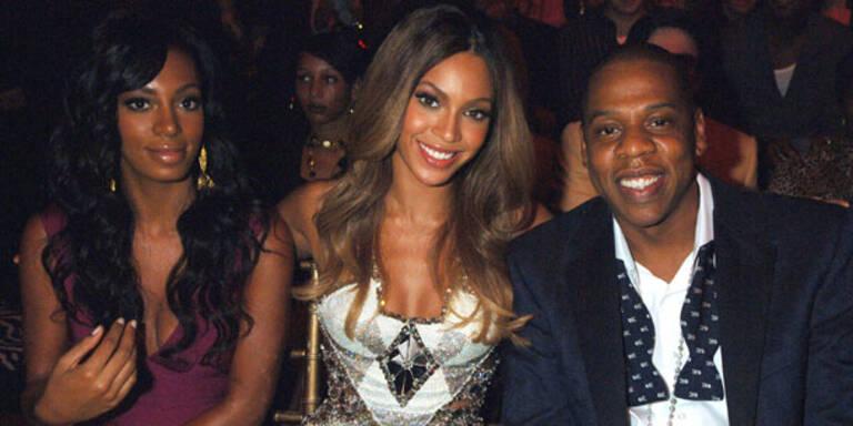 Jay-Z und Knowles: Alles wieder gut