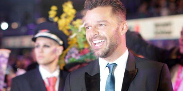 Ricky Martin: Schönheit ist überwältigend