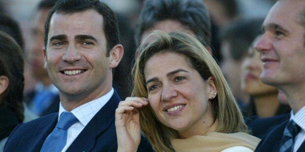 Felipes Schwester muss vor Gericht