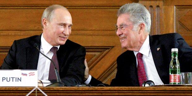 Wirbel um Putin-Milliarden