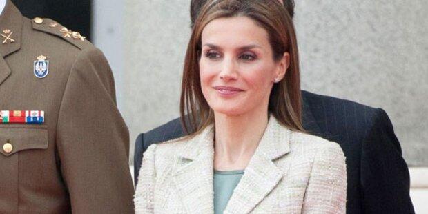 Letizia: Nonstop im Königinnen-Einsatz
