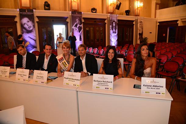 Miss Austria- Wahl 2014