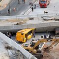 Brücke in WM-Ort Belo Horizonte eingestürzt
