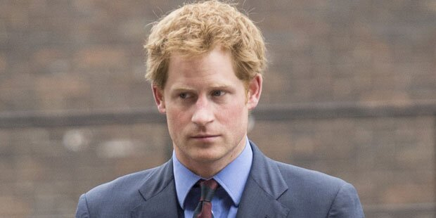 Prinz Harry: Einsam & eifersüchtig