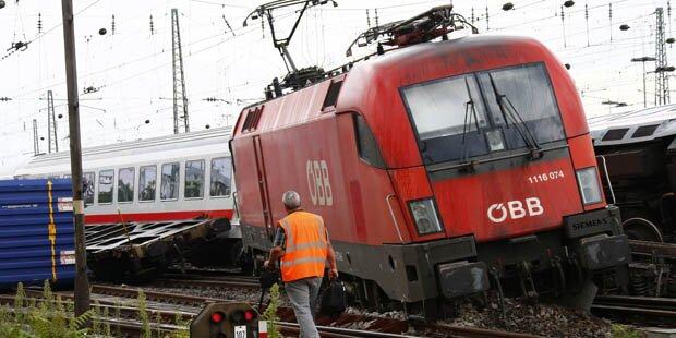 Mannheim-Zug-Crash: Österreicher verletzt