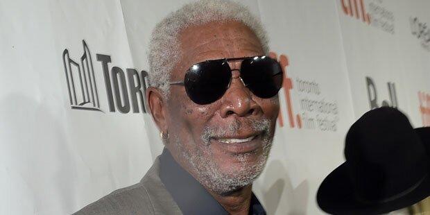 Morgan Freeman stößt zu