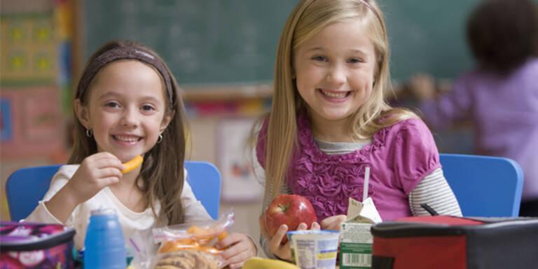 Kindergarten- und Schul-Essen im Test