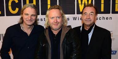 Festival des Wienerischen: Stefan Jürgens, Gregor Seberg, Dietrich Siegl