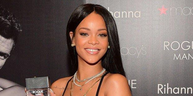Pop-Star Rihanna soll schwanger sein!