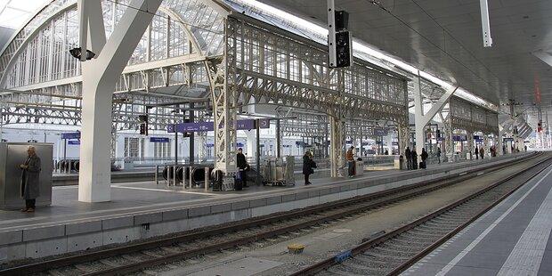 Verletzter auf Bahngleis - Unfall geklärt