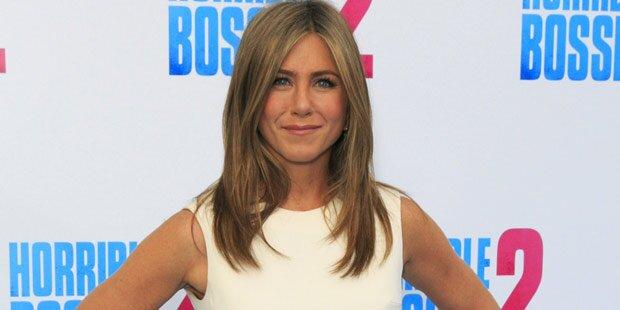 Aniston räumt mit Gerüchten auf