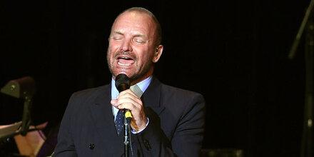 Sorge um Sting: Konzert-Absage