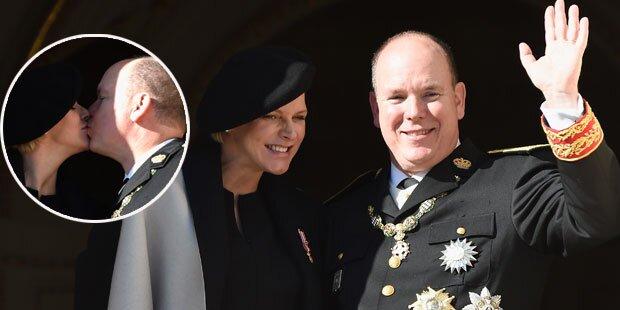 Babys: Fürst Albert lässt sich überraschen