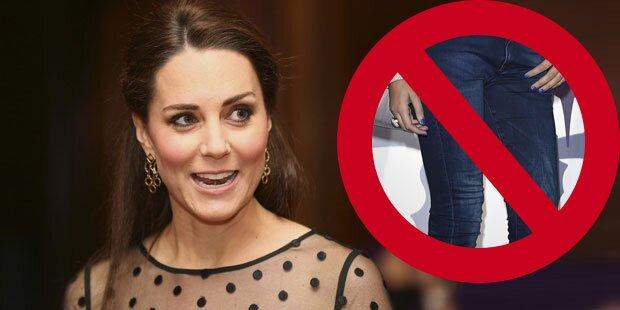 Herzogin Kate: Jeans-Verbot für US-Presse
