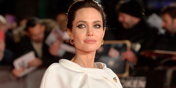 Angelina Jolie in Unfall verwickelt
