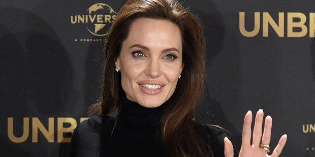 Angelina Jolie von Selbstzweifel geplagt