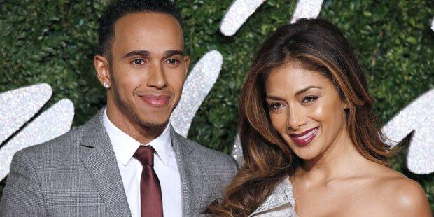 Hamilton: Macht er Nicole einen Antrag?