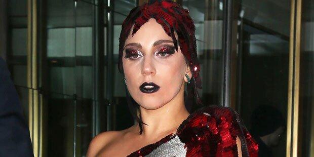 Lady Gaga: Mit 19 Jahren vergewaltigt