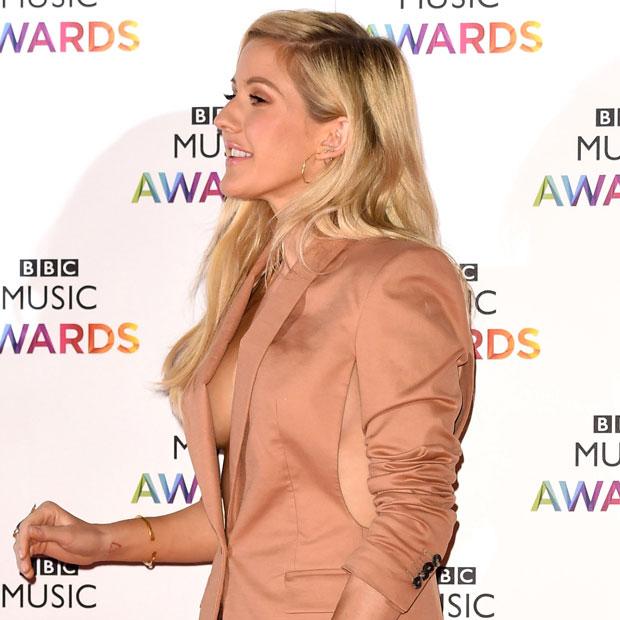 Ellie Goulding bei den BBC Awards 2014 in London