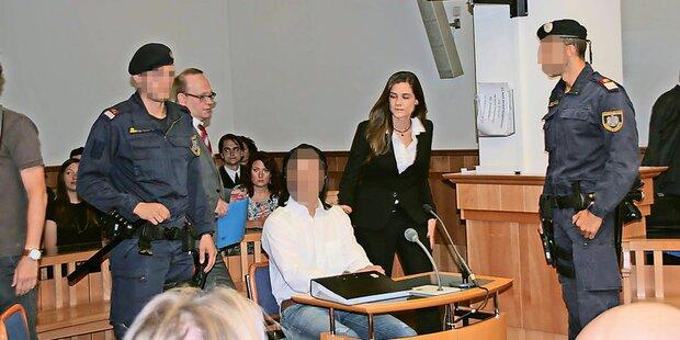 Höchststrafe für brutale Messerattacke in Wien