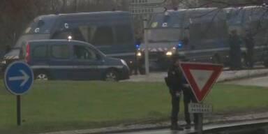 Attentäter von Paris aufgespürt