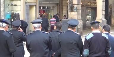 Bombenanschläge erschüttern Ägypten