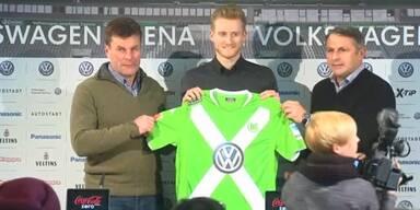 Schürrle bei VfL Wolfsburg